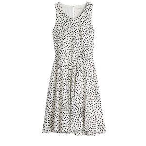 41 Hawthorn Sugar Dot Print Dress